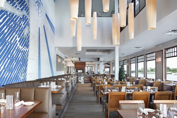 NJ Waterfront Restaurant Interior Design Services