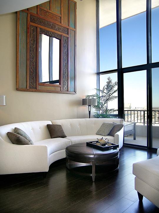 Penthouse Apartment Interior Design Project NJ